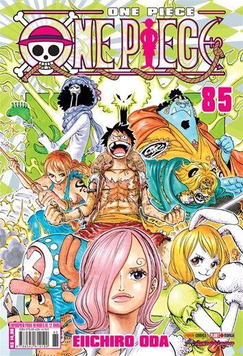 One Piece - Edição 85