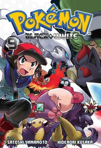 Pokémon Black and White - Volume 09