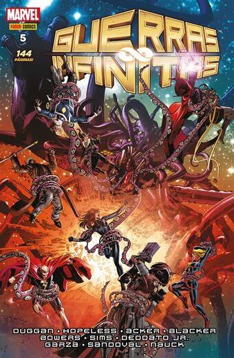 Guerras Infinitas - Volume 5