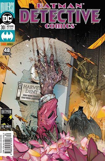 Batman: Detective Comics  - Edição 48