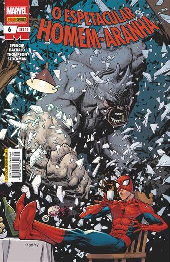 O Espetacular Homem-Aranha - Edição 6