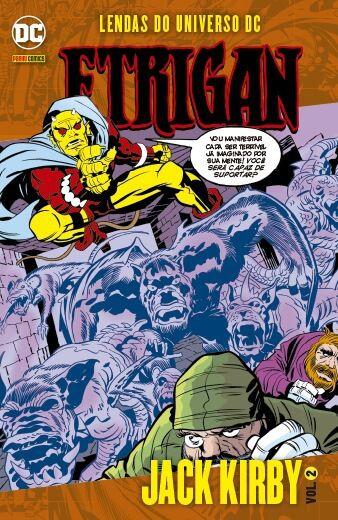 Lendas do Universo DC: Etrigan - Volume 2