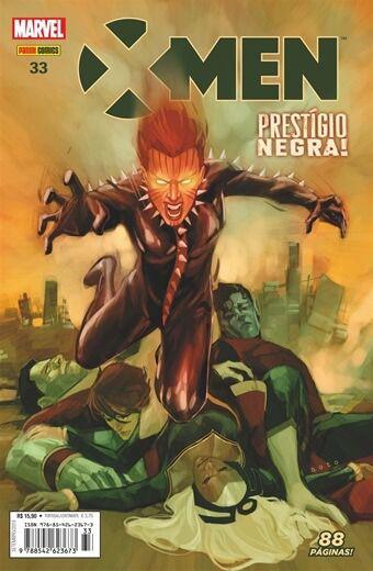 X-Men: Prestígio Negra - Edição 33