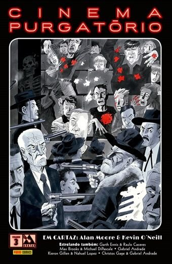 Cinema Purgatório - Volume 3