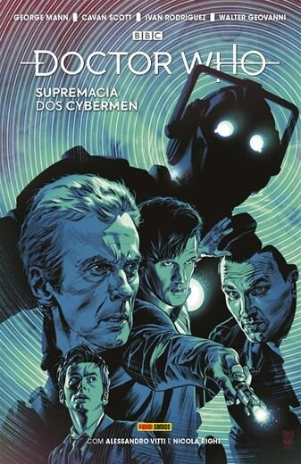 Doctor Who: Supremacia Dos Cybermen - Volume 1