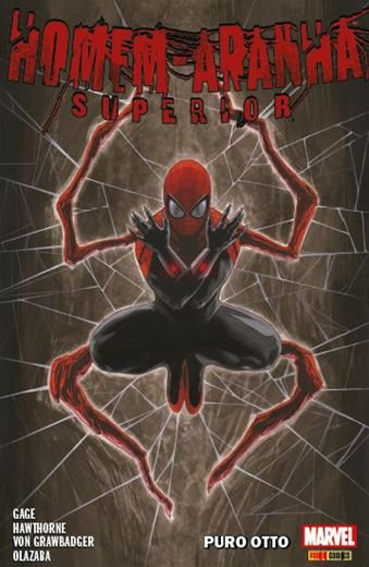 Homem-Aranha Superior - Volume 01