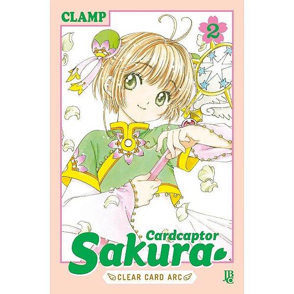 Cardcaptor Sakura :Clear Card Arc - Volume 2