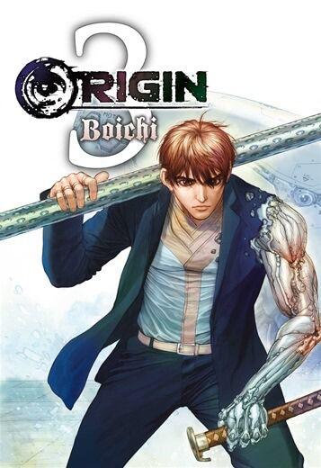 Origin - Edição  3