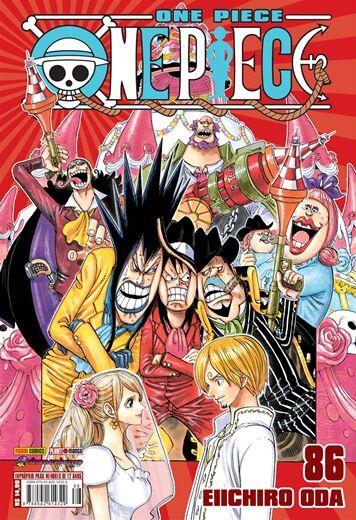 One Piece - Edição 86