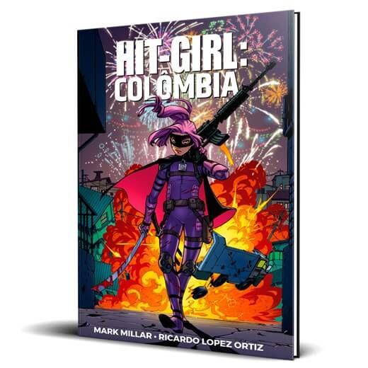 Hit-Girl: Colômbia
