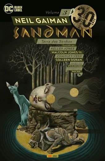 Sandman : Edição especial 30 anos - volume 3
