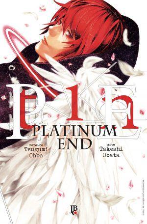 Platinum End -  Edição 01