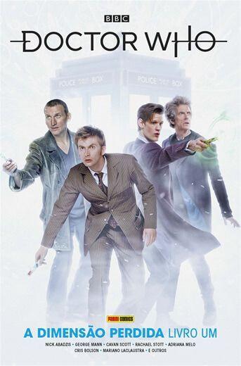 Doctor Who: A Dimensão Perdida  - Livro Um