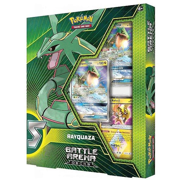Arena de Batalha: Pokémon - Rayquaza