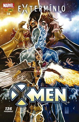X-Men: Extermínio - Edição 34