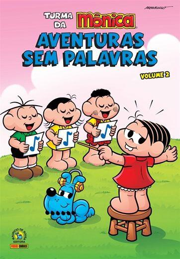 Turma da Mônica: Aventuras sem Palavras - Volume 2