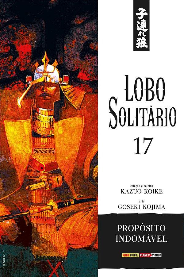 Lobo Solitário - Edição 17