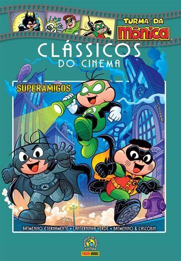 Clássicos do Cinema : Superamigos - Volume 9