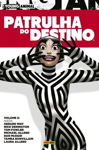 Patrulha do Destino: Nada - Volume 2