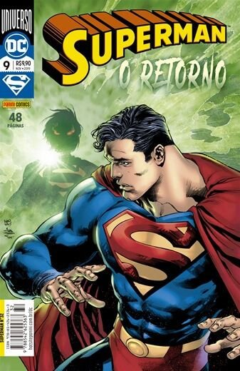Superman: O retorno - volume 9