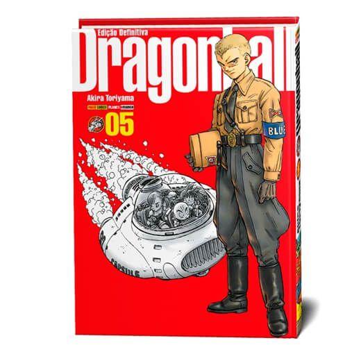 Dragon Ball  - Edição Definitiva 5