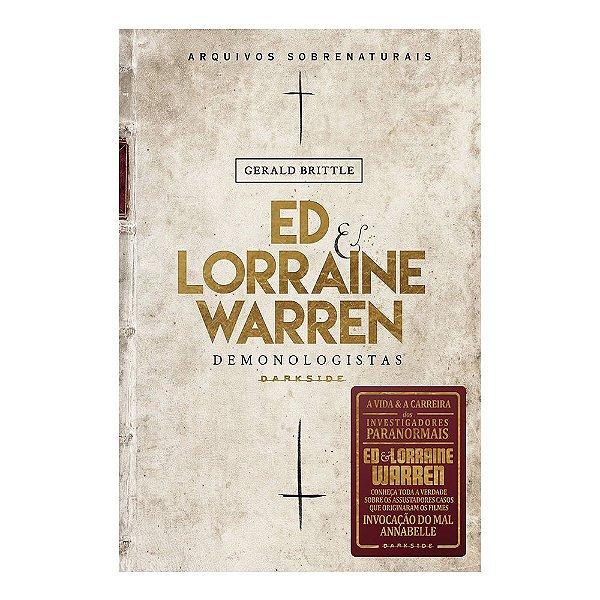 ED & LORRAINE WARREN - DEMONOLOGISTAS