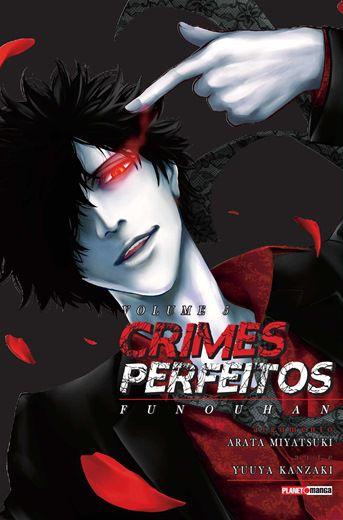 Crimes Perfeitos: Funouhan -  Volume 5