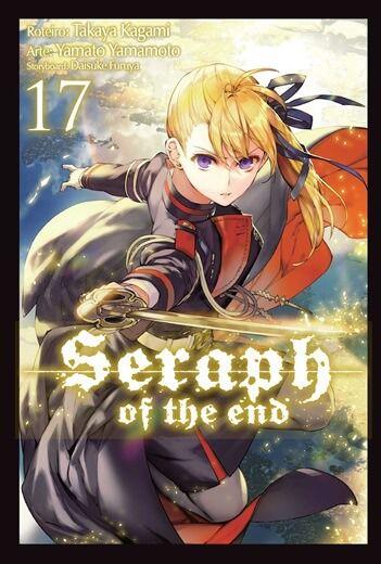 Seraph of the End - Edição 17