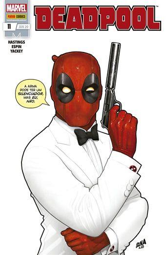 Deadpool - Edição 11