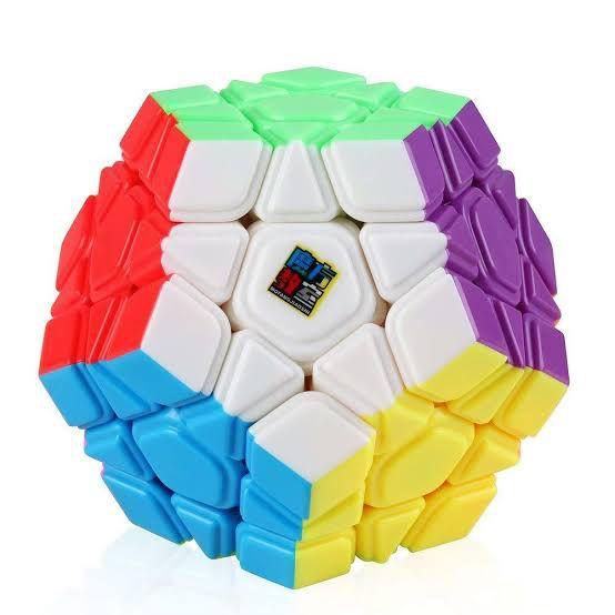 Megaminx Stickerless