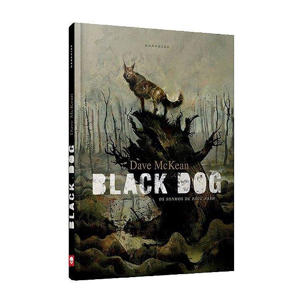Dave Mckean: Black Dog