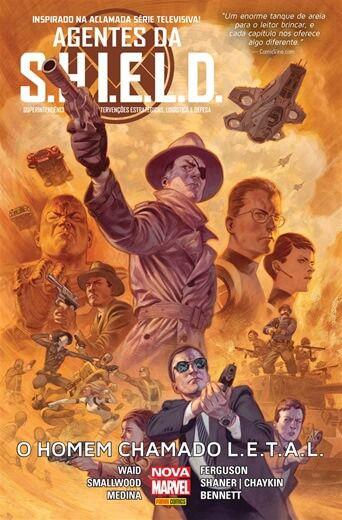 Agentes da S.H.I.E.L.D. - O homem chamado L.E.T.A.L