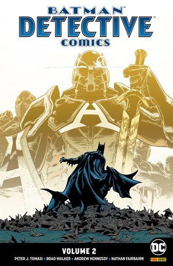 Detective Comics: Renascimento - Volume 2