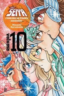 Cavaleiros do Zodíaco: Kazenban - Edição 10