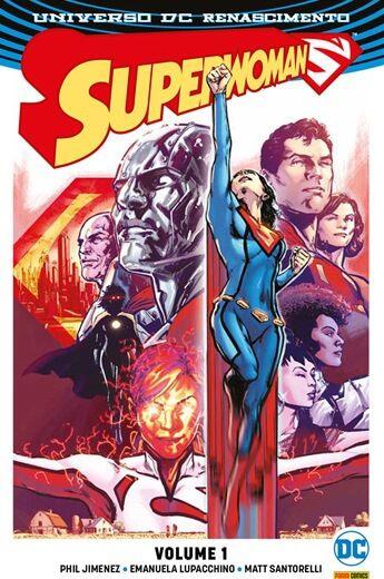 Superwoman: Renascimento - Volume 1