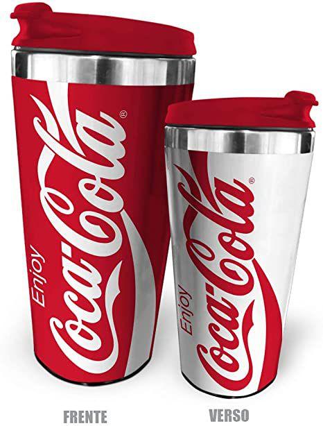 Copo Térmico Coca-Cola