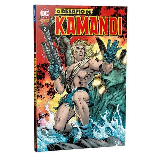 O Desafio de Kamandi - Edição 2