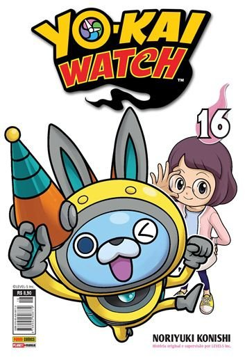 Yo-Kai Watch - Edição 16