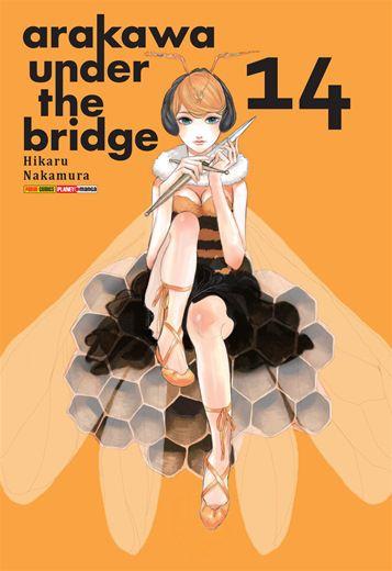 Arakawa Under the Bridge - Edição 14