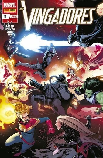 Os Vingadores - 11