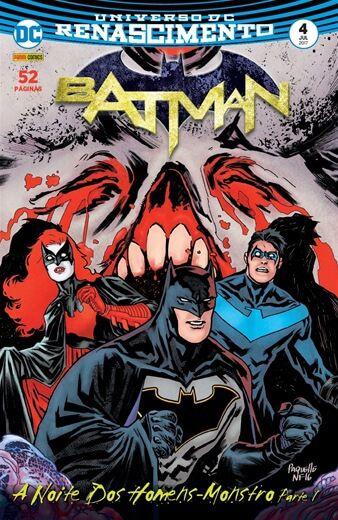 Batman: Renascimento - Edição 4