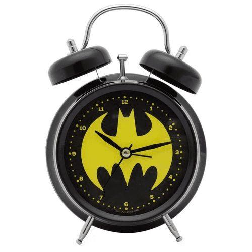 Relógio Despertador do Batman