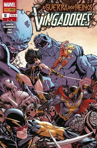 Os Vingadores - 12