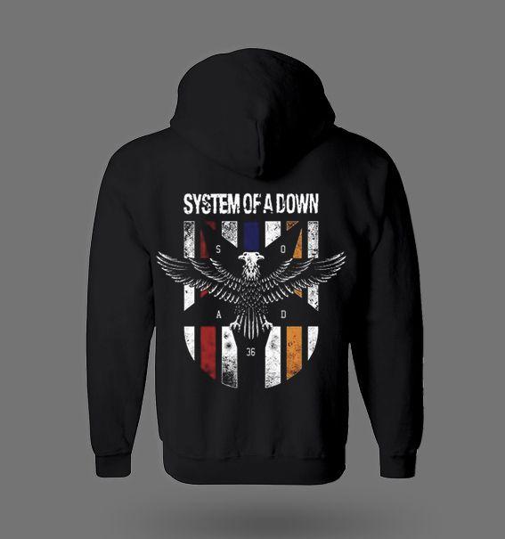 Moletom - System of a Down