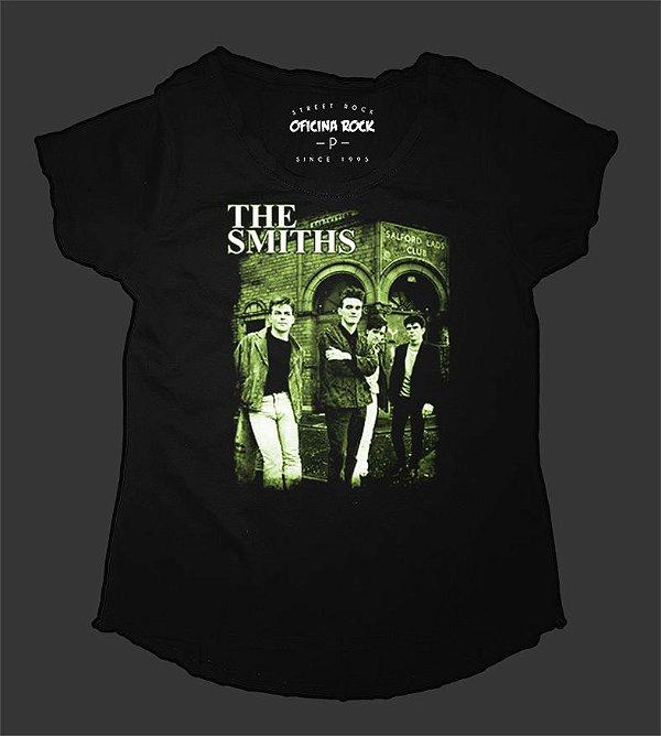 Camiseta - Bata Feminina - The Smiths