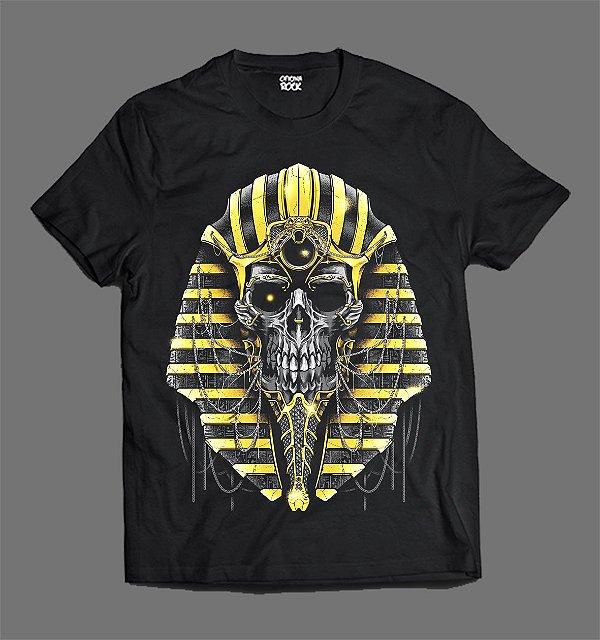 Camiseta - Pharaoh Skull