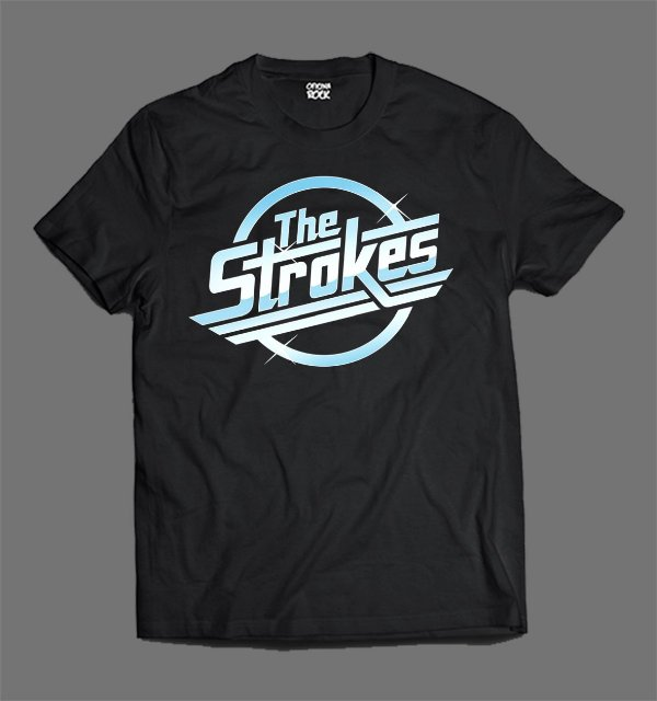Camiseta - The Strokes