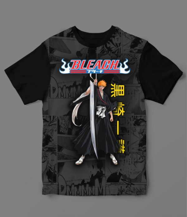 Camiseta - Bleach