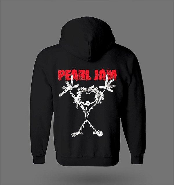 Moletom - Pearl Jam