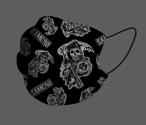 Máscara de Proteção - Sons of Anarchy